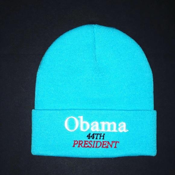 6b60cd53 Supreme Bright Royal Obama Beanie. NWT. Supreme. $85 $32. Size